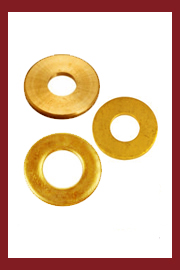 Brass Bolts Nuts Washers